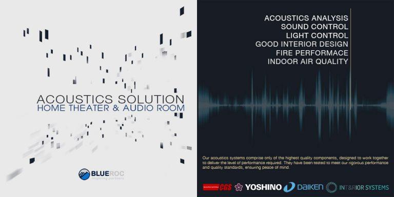 ACOUSTICS SOLUTION